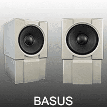 BASUS  MOTIONAL FEEDBACK BASS SYSTEM