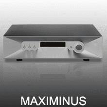 MAXIMINUS UNIVERSAL DSP CONTROLLED DISCRETE RESISTOR LADDER 32 BIT/384 KHZ AUDIO DAC