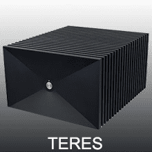 TERES TRANSFORMER COUPLED HYBRED POWER AMPLIFIER