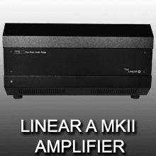 Tom Evans Linear A MKII amplifier