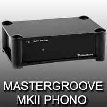 Tom Evans Mastergroove MKII phono