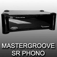 Tom Evans Mastergroove SR phono